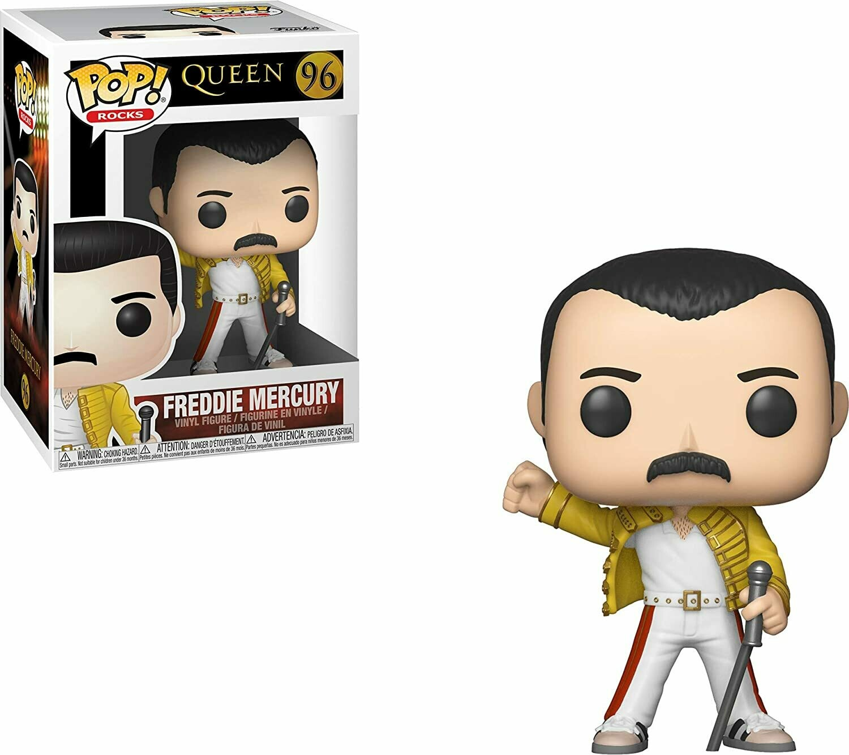 Funko Pop! Freddie Mercury #96 Queen