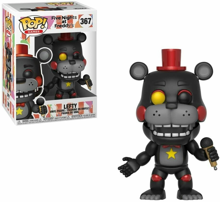 Funko Pop! Lefty Five Nights at Freddy's
