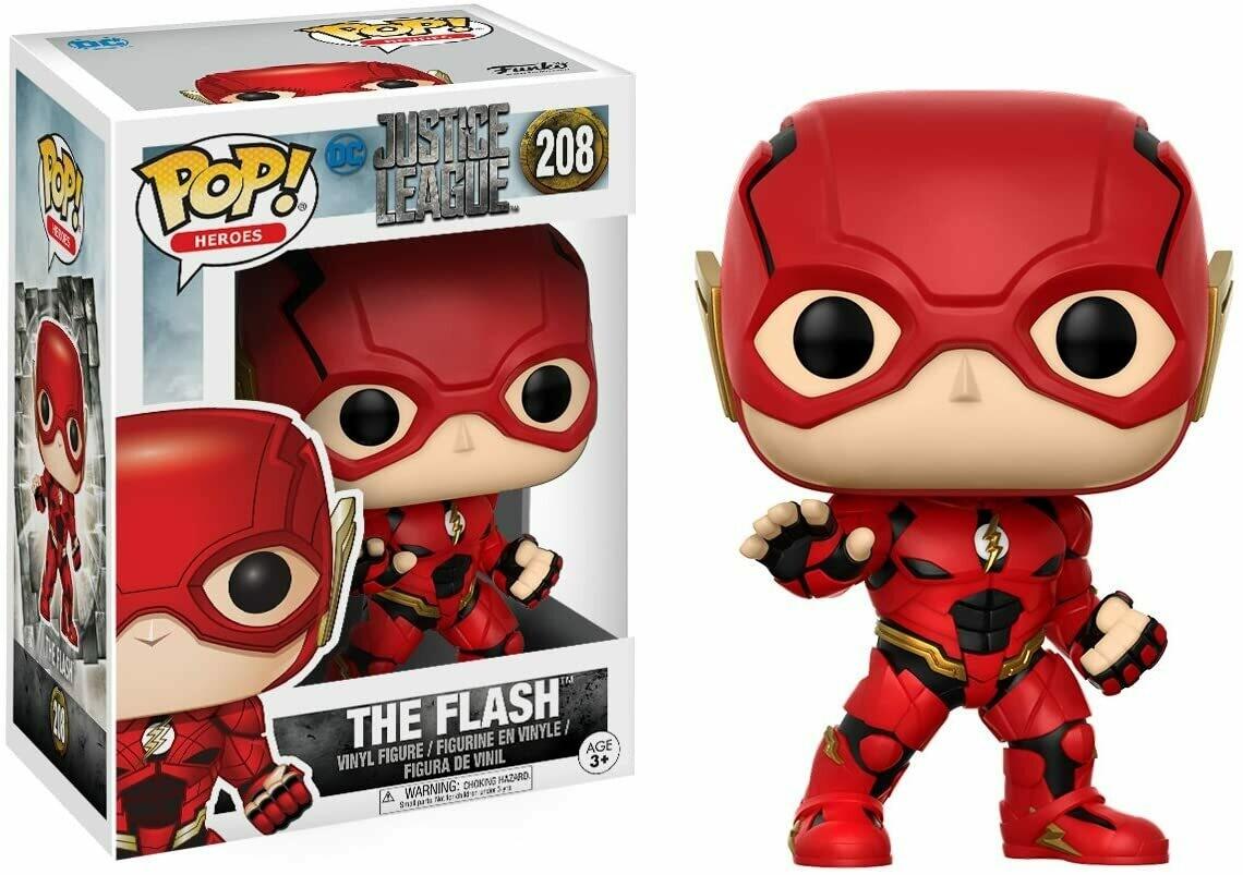 Funko Pop! The Flash Justice League