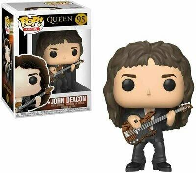 Funko Pop! John Deacon Queen