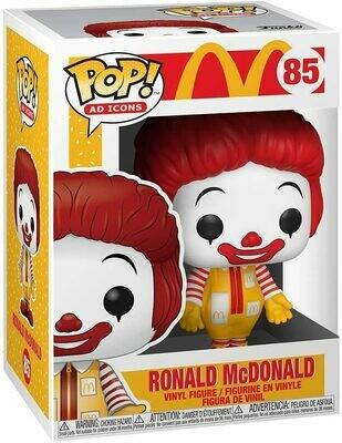 Funko Pop! Ronald McDonald - Ad Icons