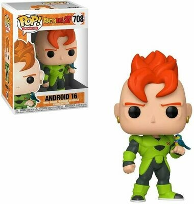 Funko Pop! Androide 16 - Dragon Ball Z