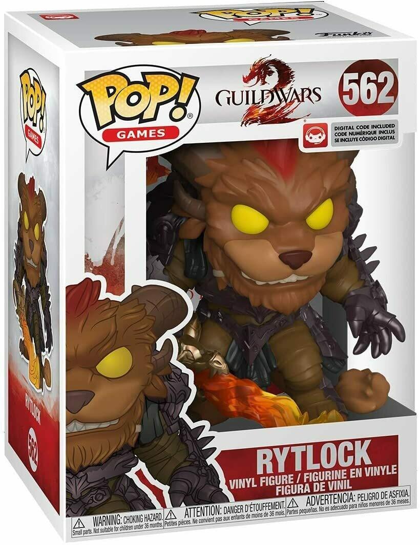 Funko Pop! Rytlock Guild Wars 2