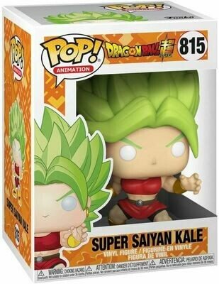 Funko Pop! Super Saiyan Kale - Dragon Ball Super
