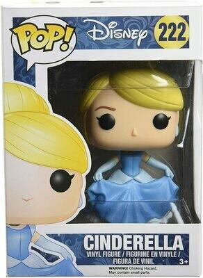 Funko Pop! Cenicienta (Cinderella) #222 Versión Clásica