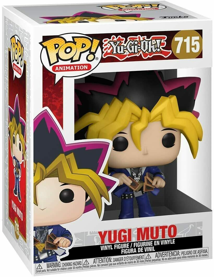 Funko Pop! Yugi Muto Yu-Gi-Oh!