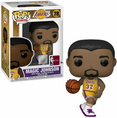 Funko Pop! Magic Johnson - Lakers
