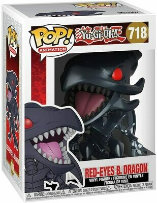 Funko Pop! Red Eyes B. Dragon Yu-Gi-Oh!