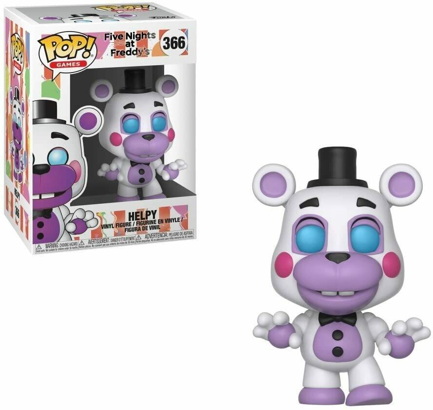 Funko Pop! Helpy Five Nights at Freddy's
