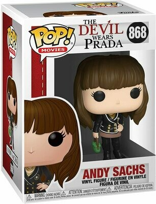 Funko Pop! Andy Sachs - El diablo viste a la moda