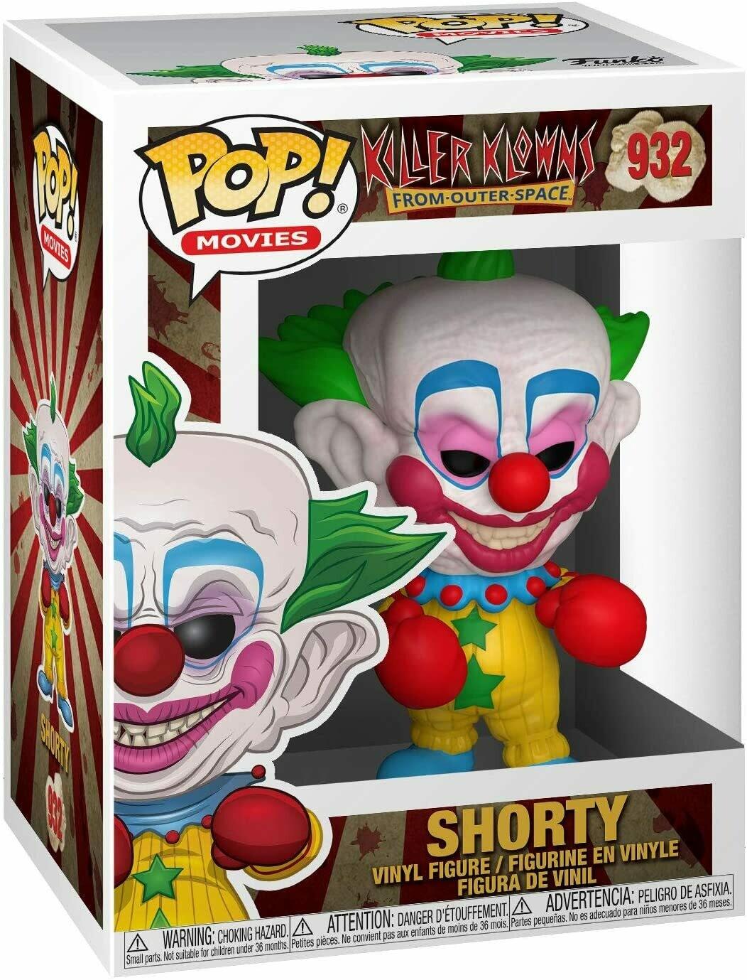 Funko Pop! Shorty - Killer Klowns (Payasos Asesinos)