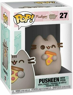 Funko Pop! Pusheen con Pizza