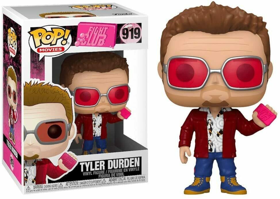 Funko Pop! Tyler Durden - El Club de la pelea