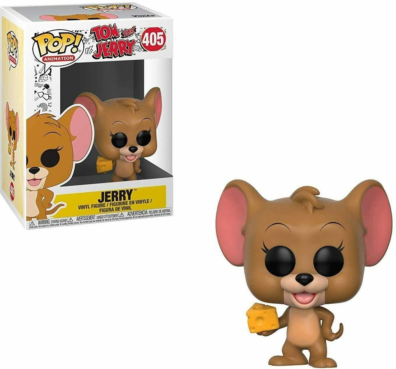 Funko Pop! Jerry - Tom & Jerry