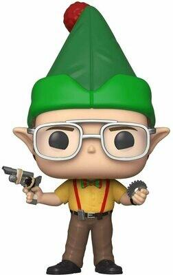 Funko Pop! Dwight Schrute Elfo - The Office