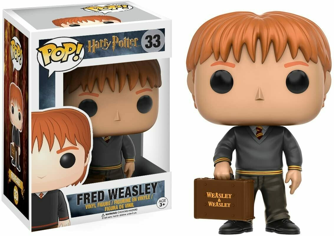 Funko Pop Fred Weasley - Harry Potter