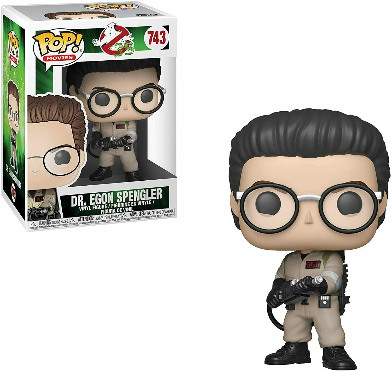 Funko Pop! Dr. Egon Spengler - Ghostbusters