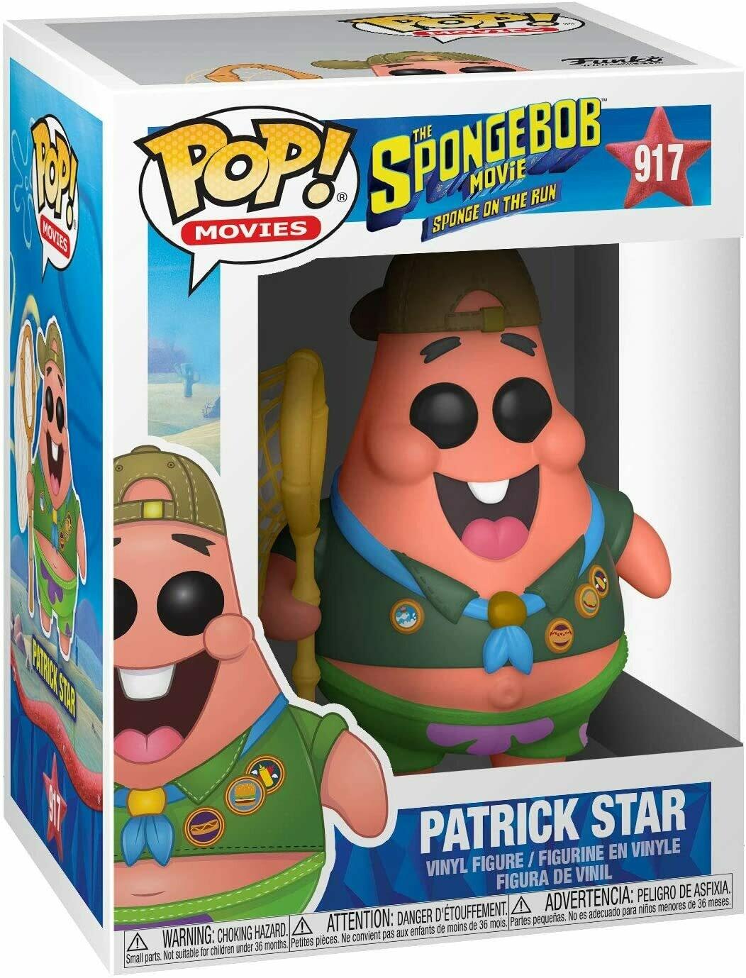 Funko Pop! Patricio Estrella - Bob Esponja