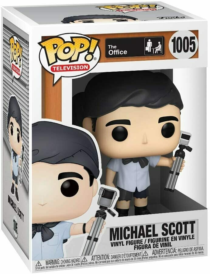 Funko Pop! Michael Scott #1005 The Office
