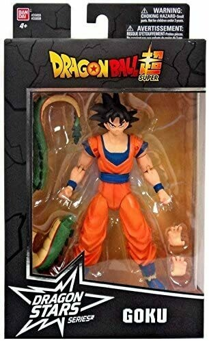Figura Articulada Goku Dragon Stars - Dragon Ball Super