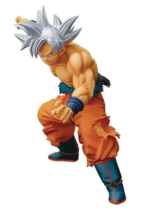 Figura Banpresto Maximatic Son Goku I Dragon Ball Super