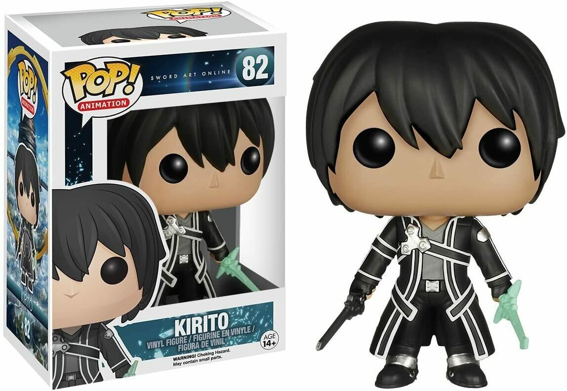 Funko Pop! Kirito - Sword Art Online