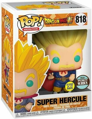 Funko Pop! Super Hercule - Dragon Ball Super  (GITD)