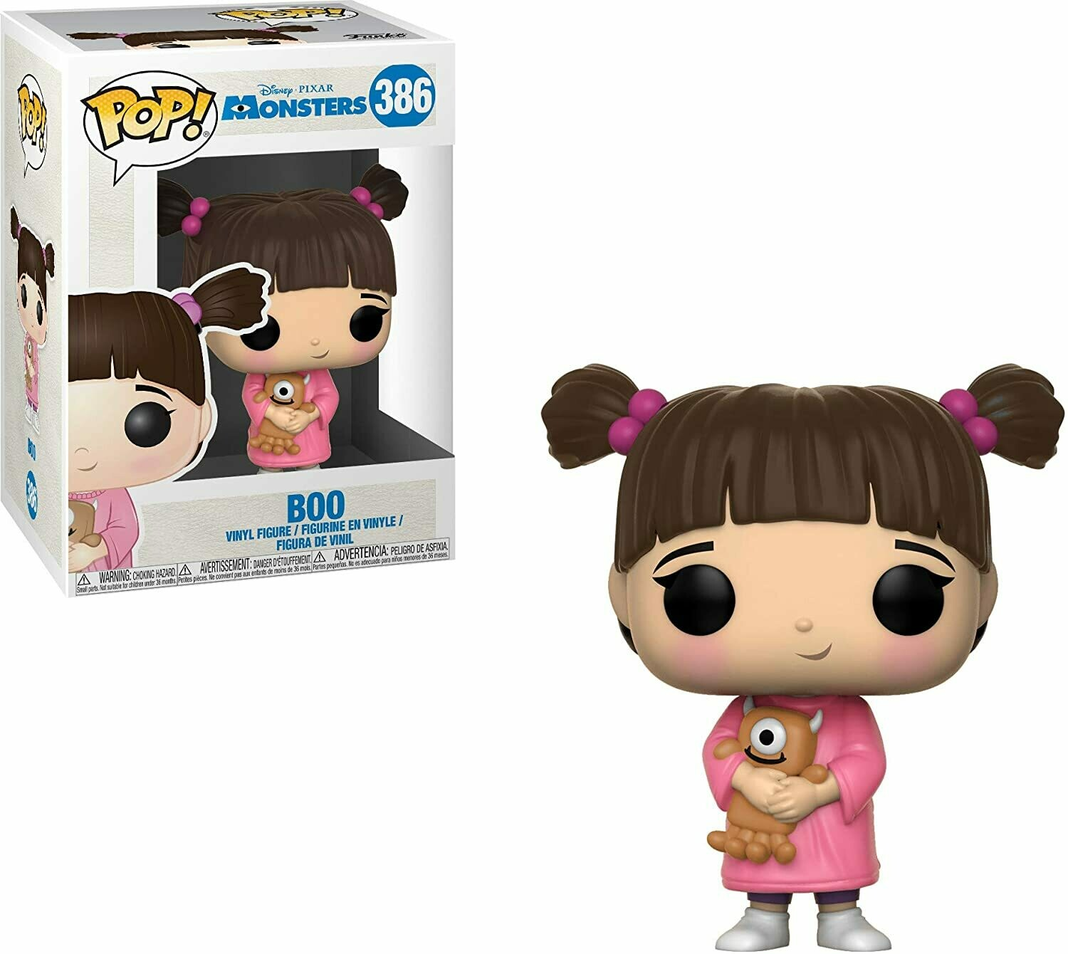Funko Pop! Boo - Monsters Inc