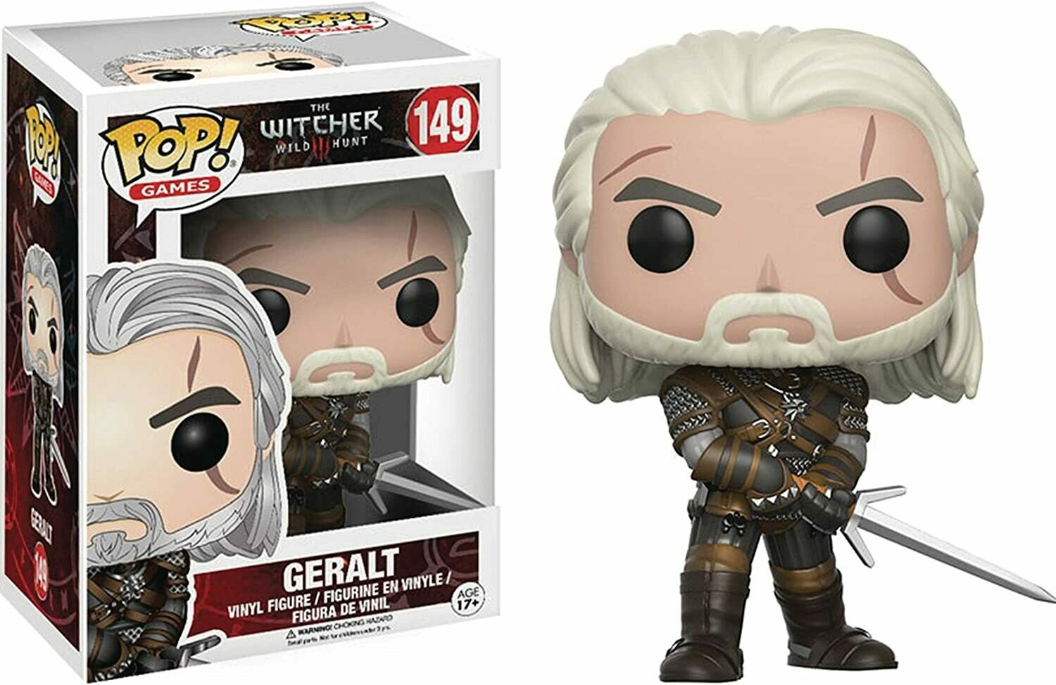 Funko Pop! Geralt - The Witcher
