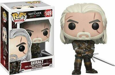Funko Pop! Geralt - The Witcher