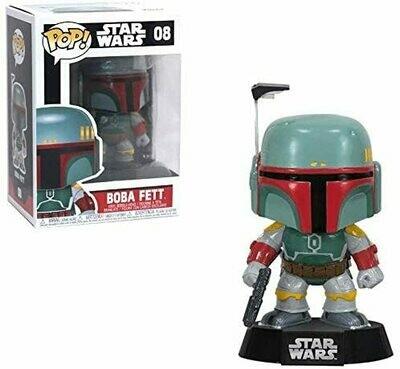 Funko Pop! Boba Fett - Star Wars