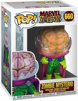 Funko Pop! Marvel: Zombie Mysterio