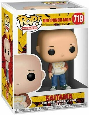 Funko Pop! Saitama #719 - One Punch Man