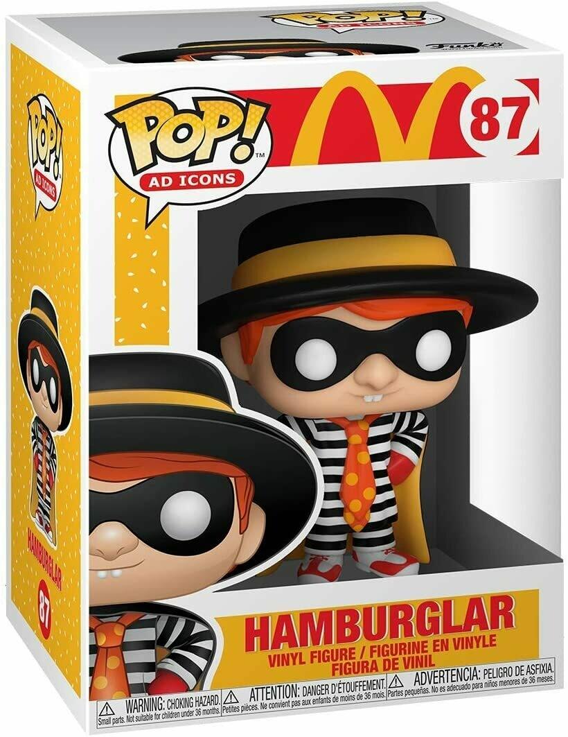 Funko Pop! Hamburglar McDonald's