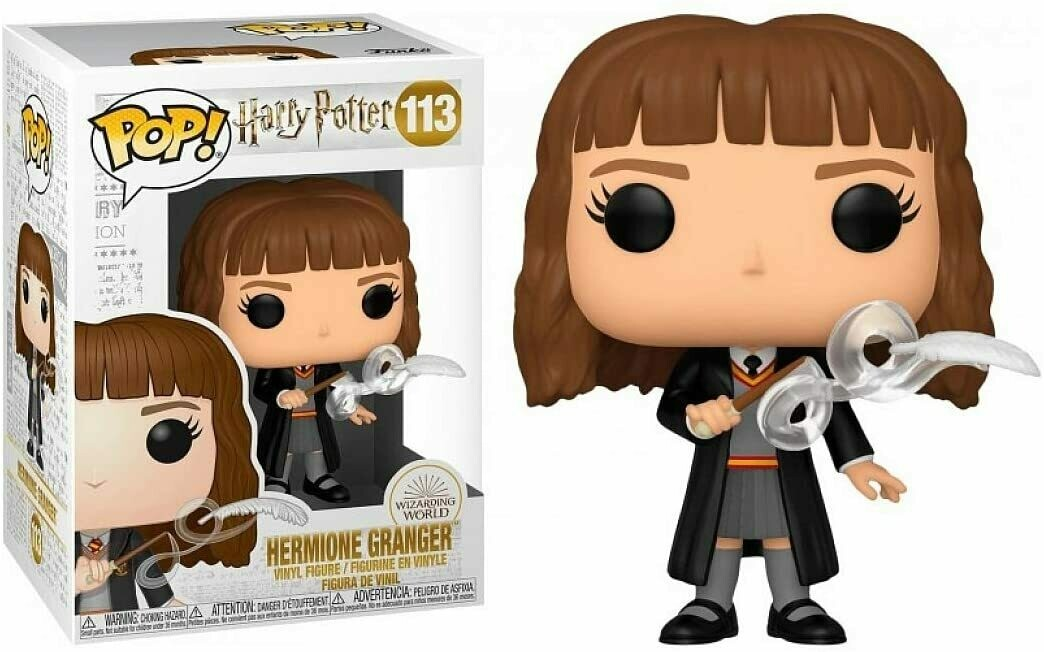 Funko Pop! Hermione Granger #113 - Harry Potter