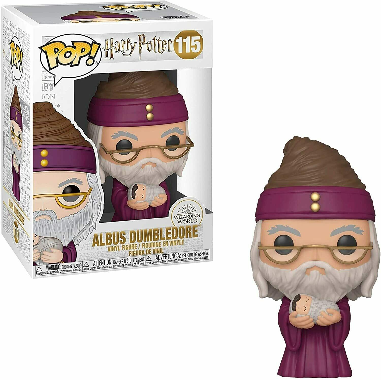 Funko Pop! Albus Dumbledore - Harry Potter