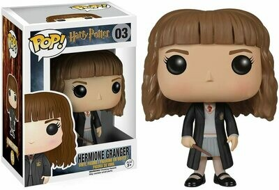 Funko Pop! Hermione Granger #03 - Harry Potter