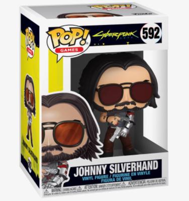 Funko Pop! Johnny Silverhand - Cyberpunk 2077