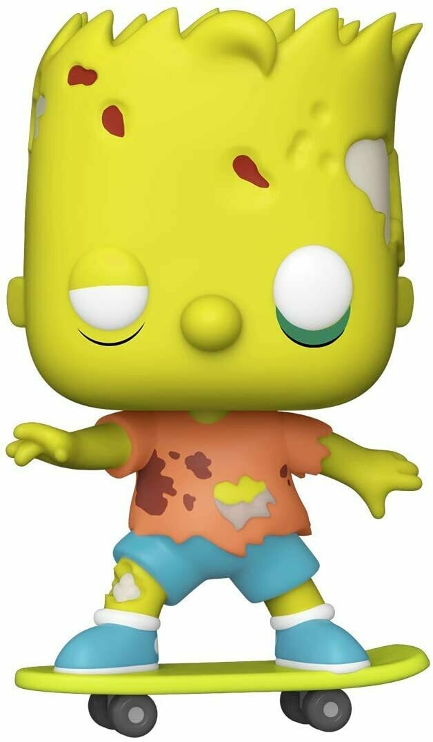 Funko Pop! Bart Zombie - Los Simpsons Casa del Horror