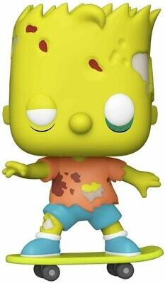 Funko Pop! Bart Zombie - Los Simpsons Casa del Horror