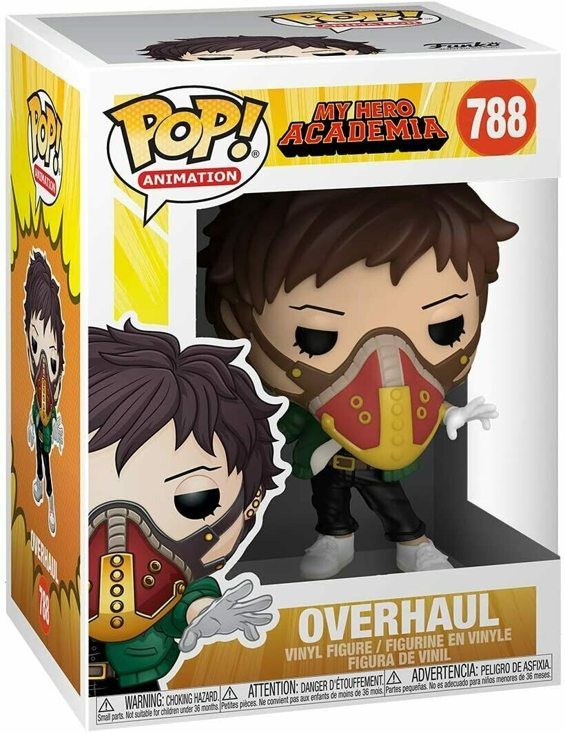 Funko Pop! Overhaul Kai Chisaki - My Hero Academia