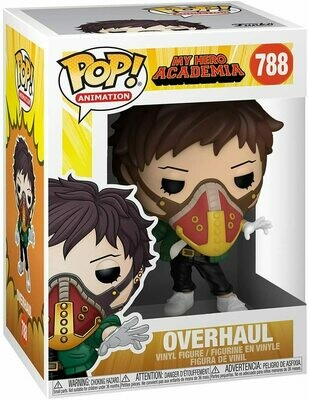 Funko Pop! Overhaul - My Hero Academia