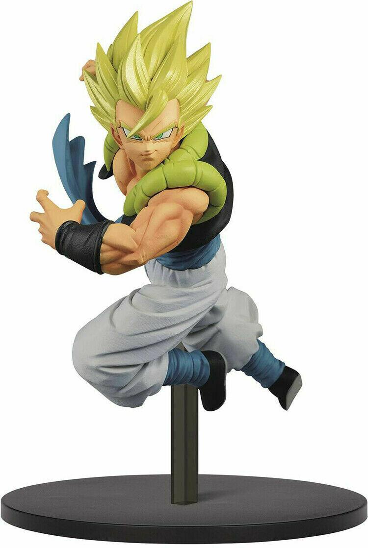 Figura Banpresto Gogeta Super Saiyajin Dragon Ball S
