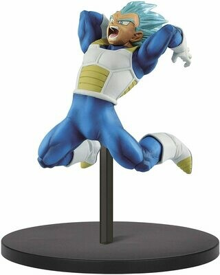 Figura Banpresto Vegeta S Saiyajin God Dragon Ball S