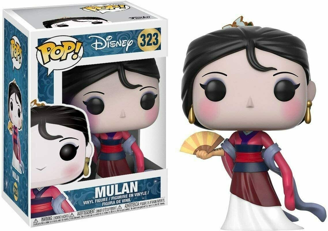 Funko Pop! Mulan #323