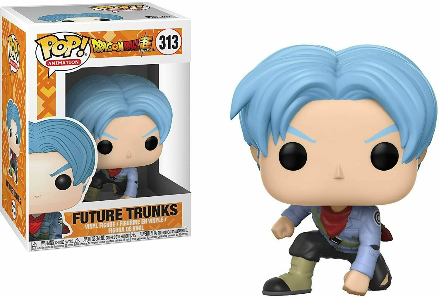 Funko Pop! Future Trunks - Dragon Ball Super