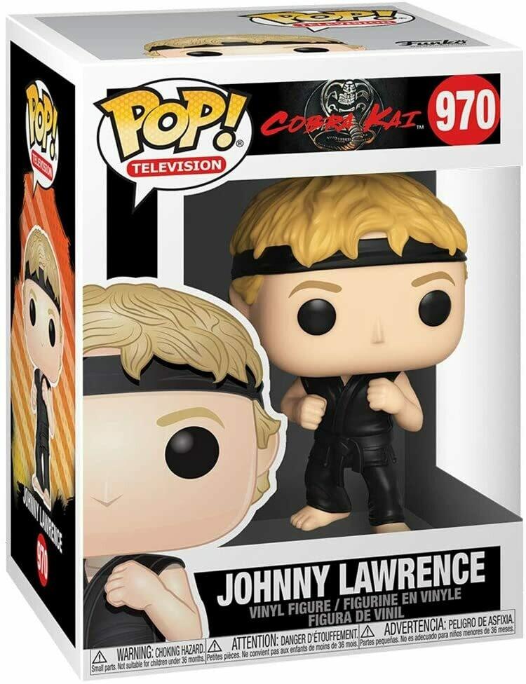 Funko Pop! Johnny Lawrence - Cobra Kai