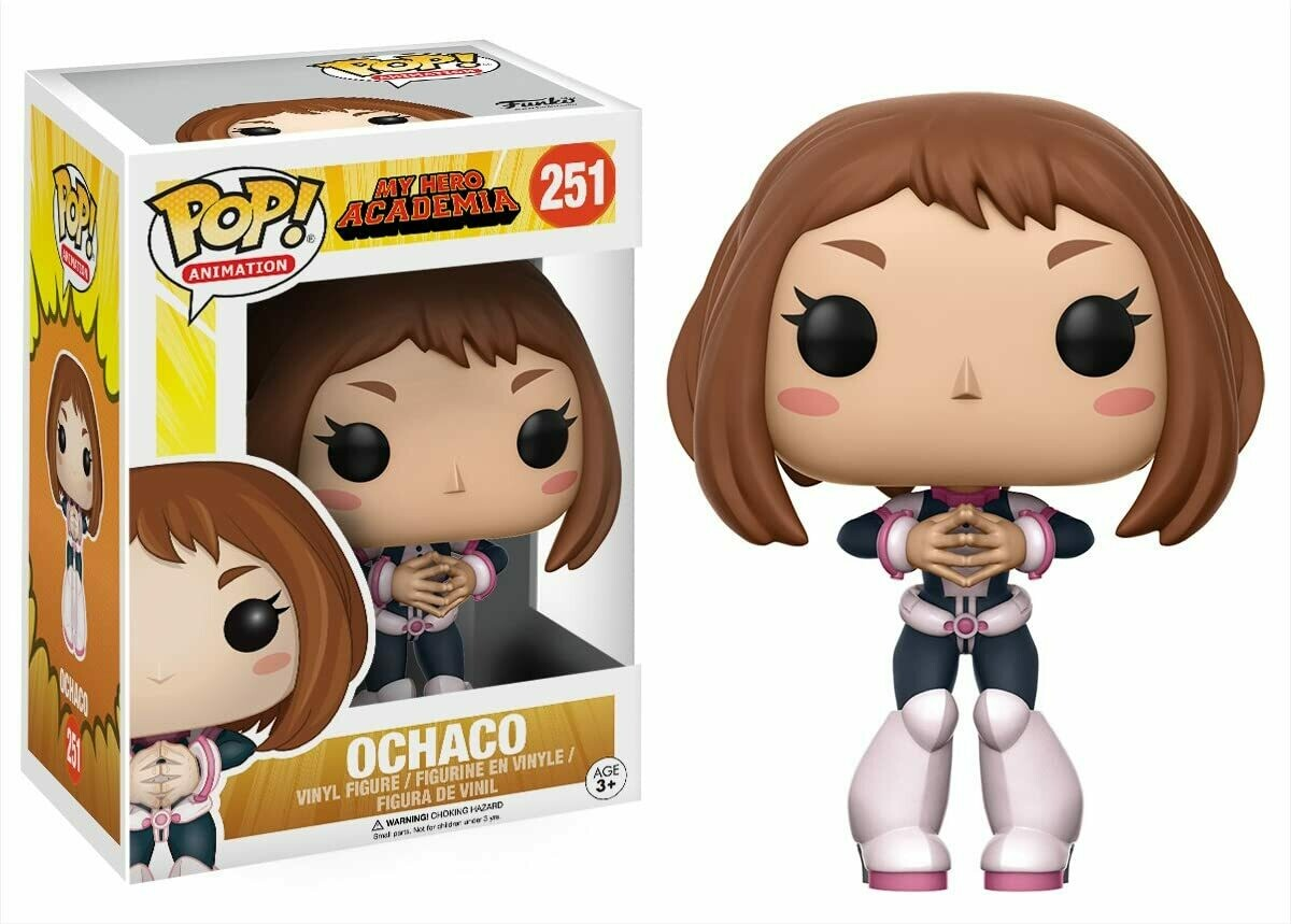Funko Pop! Ochaco - My Hero Academia