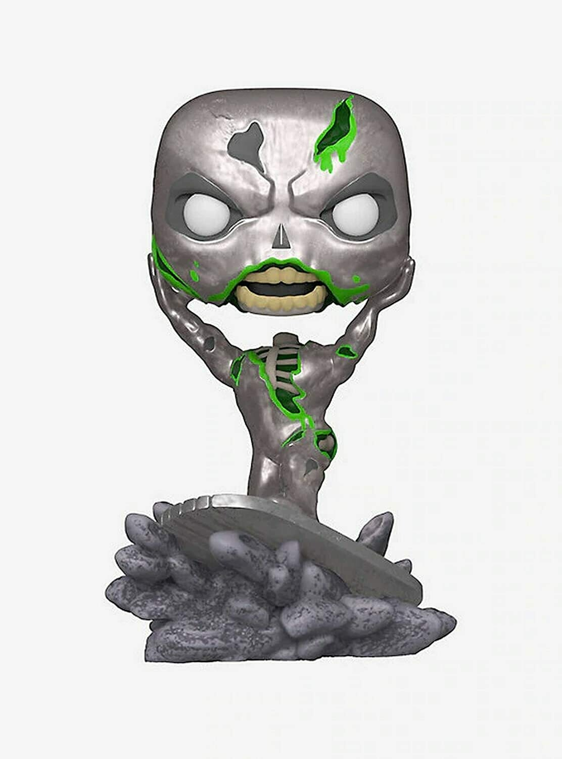 Funko Pop! Marvel: Silver Surfer Zombie Exclusivo