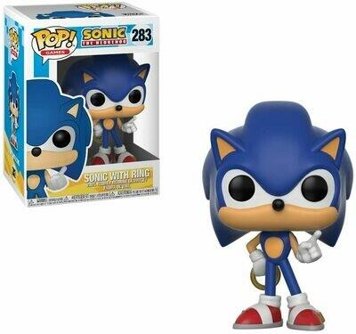 Funko Pop! Sonic con Anillo
